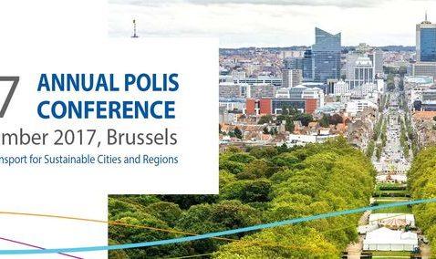 """Предстоящо: На 6 и 7 декември в Брюксел ще се проведе годишната конференция на POLIS на тема """"Иновации в транспорта за устойчиви градове и региони"""""""